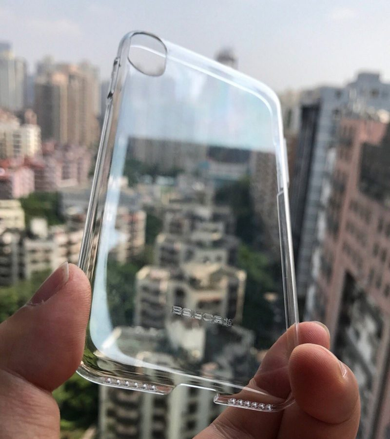 capa iPhone 8 transparente